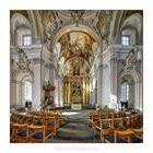 """Jesuitenkirche Maria Immaculata """" Gott zu Gefallen... """""""