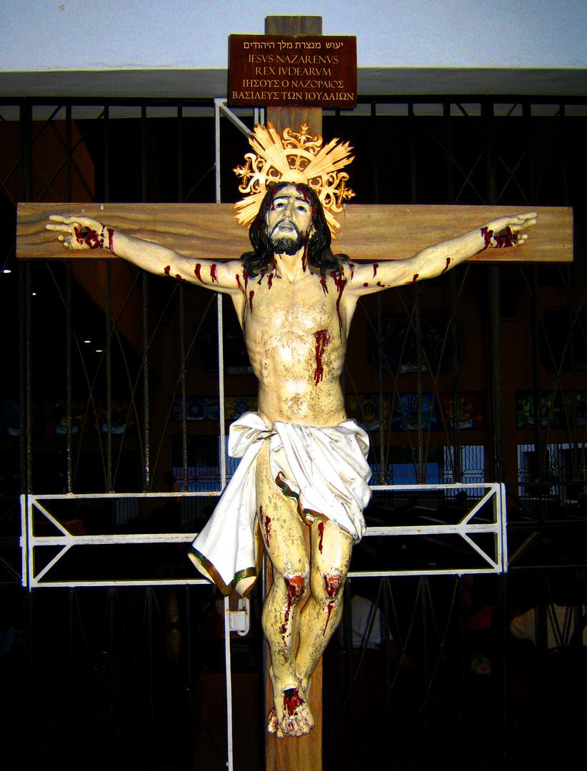 Jesus Crucified, Zamboanga Cathedral