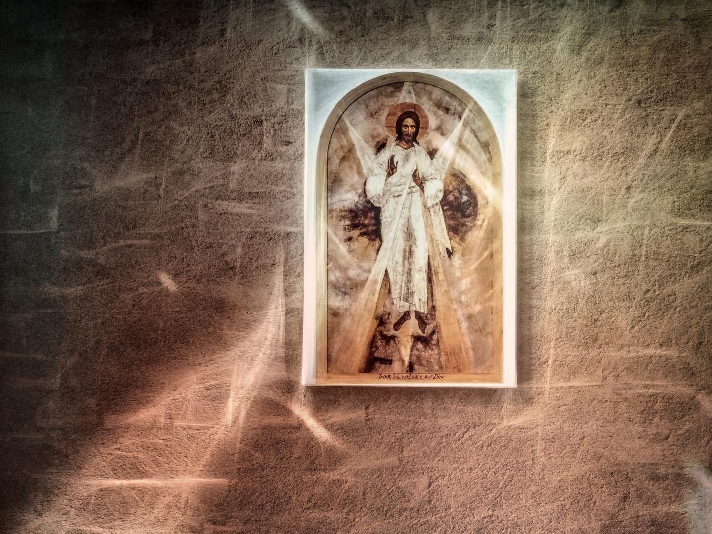 Jesus, ich vertraue auf Dich...
