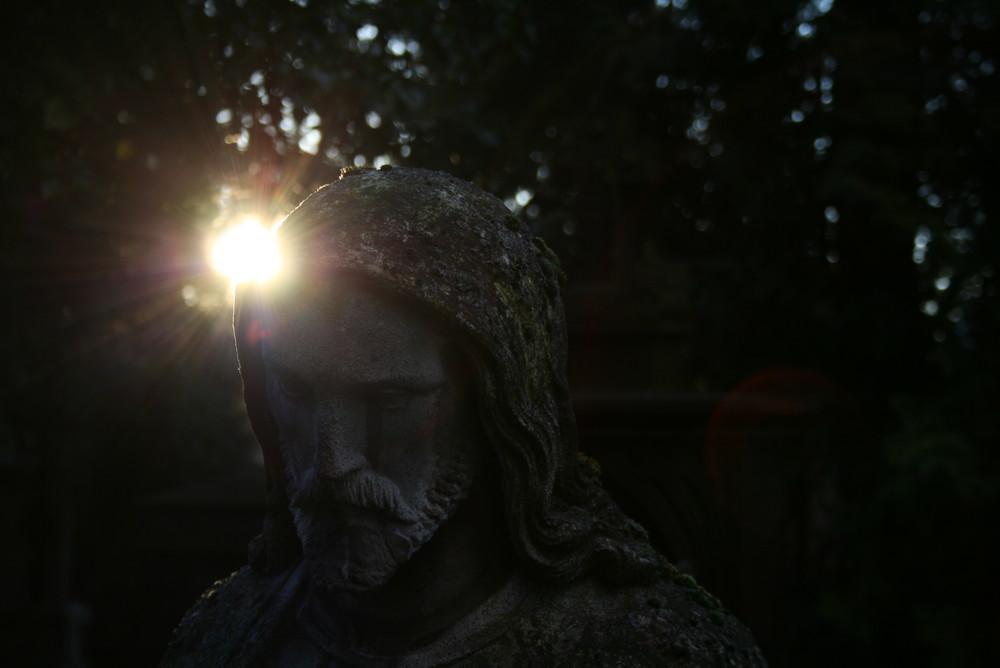 Jesus in Sankt Peter