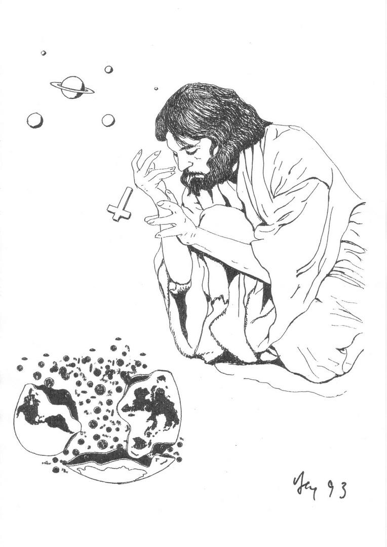 Jesus, Resignation   *)