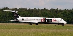 JetranAir McDonnell Douglas MD-81