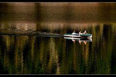 jetzt fahr`n wir über`n See.....
