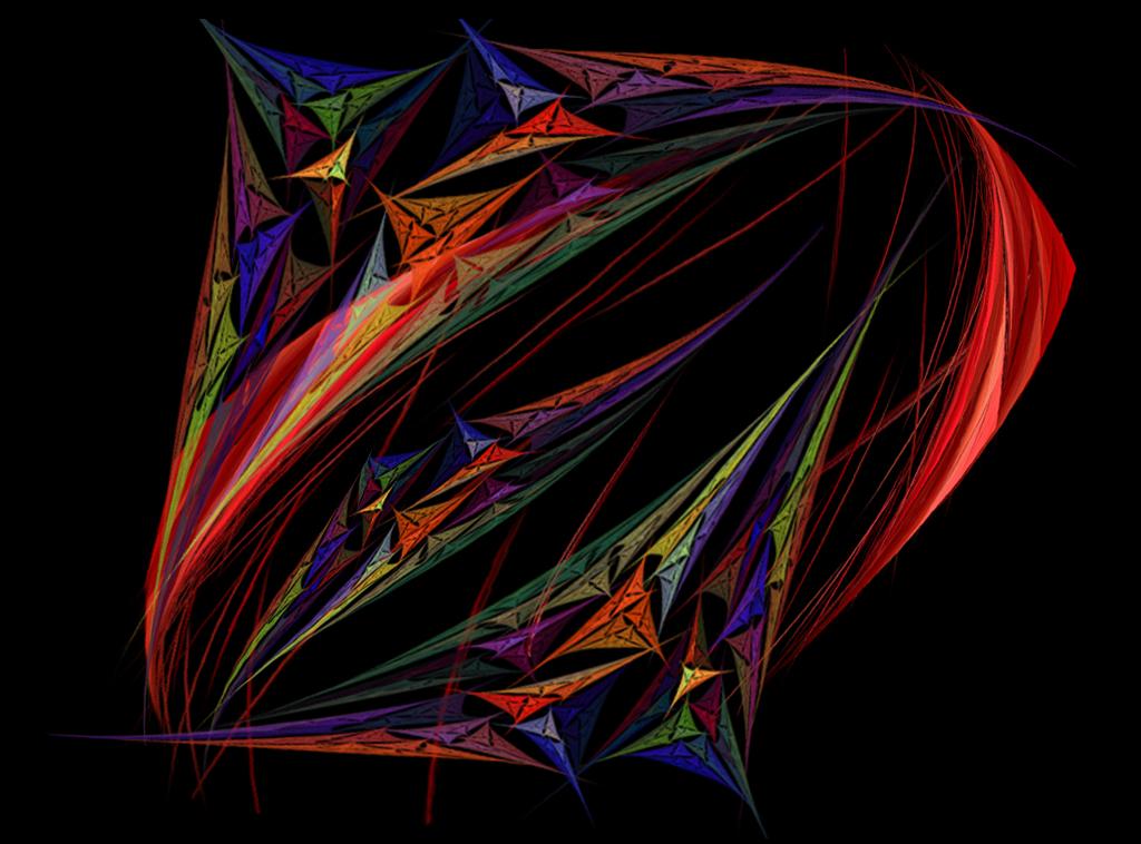 jeu de fractales