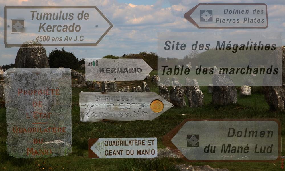 Jeu de pistes breton