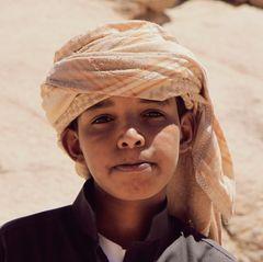jeune bédouin