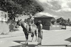 jeune paysan cubain