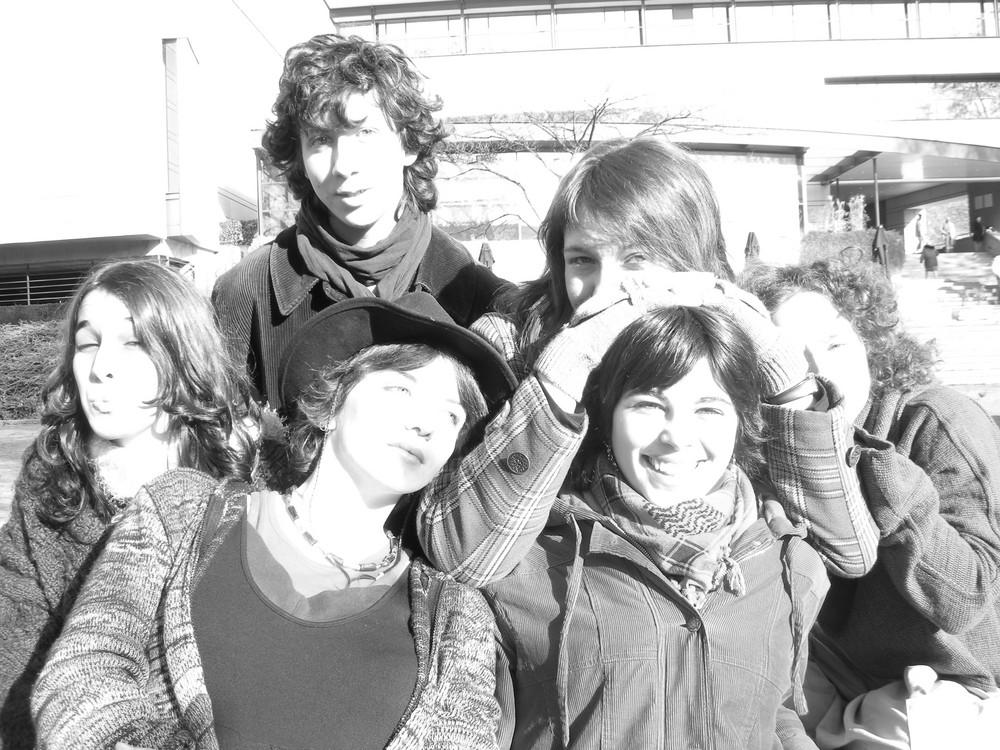 jeunes a Grenoble