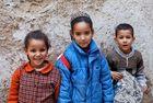 Jeunes écolières de Fez