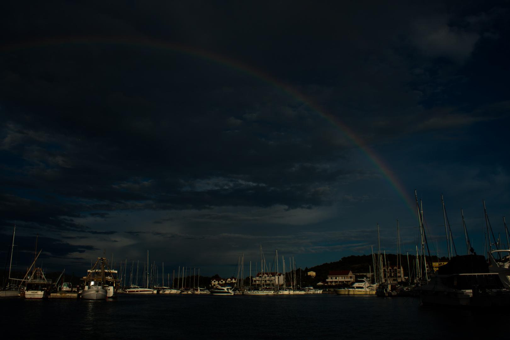 Jezera, Kroatien