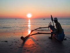 Jimbaran-sunset Bali