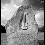 Jimi Hendrix-Stein