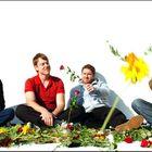 Jimmy Eat World (goes flower power)