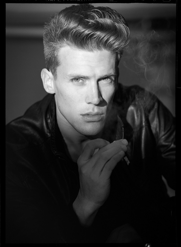 Jimmy, Elite Models Amsterdam