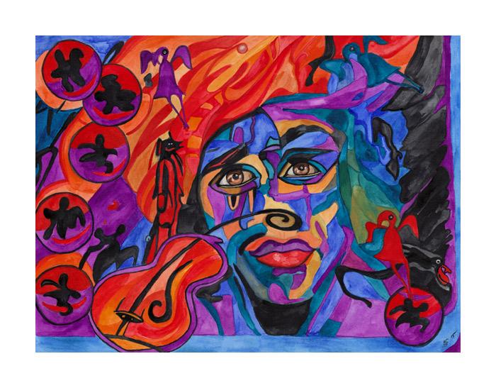 Jimmy Hendrix oder?