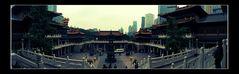 Jing An Tempel