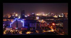 Jinhua at Night
