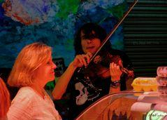 JOCEM 2 (La Jove Orquesta de cambra del Masnou) al Mercat Municipal de Masnou