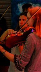 JOCEM (La Jove Orquesta de Cambra del Masnou) al Mercat Municipal del Masnou