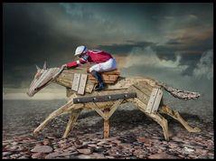 Jockey - oder der Weg ist das Ziel