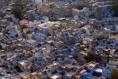 Jodhpur - dieblaue Stadt