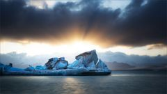 Jökulsárión Iceberg Lagoon