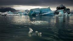 Jökulsárlón - Gletschersee