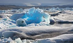 Jökulsárlón ( Island )