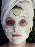 Joghurt - Quark - Maske 2