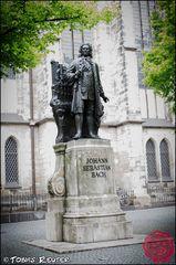 Johann Sebastian Bach Monument