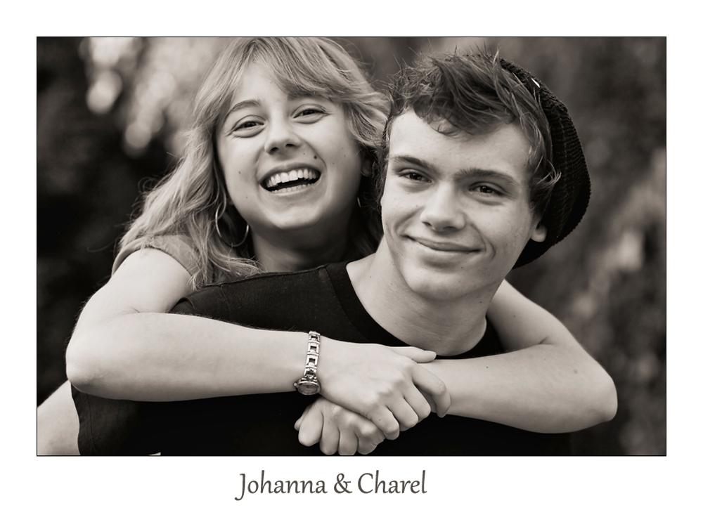 Johanna & Charel