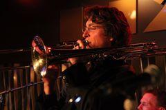 Johannes Lauer - im Jazzpodium