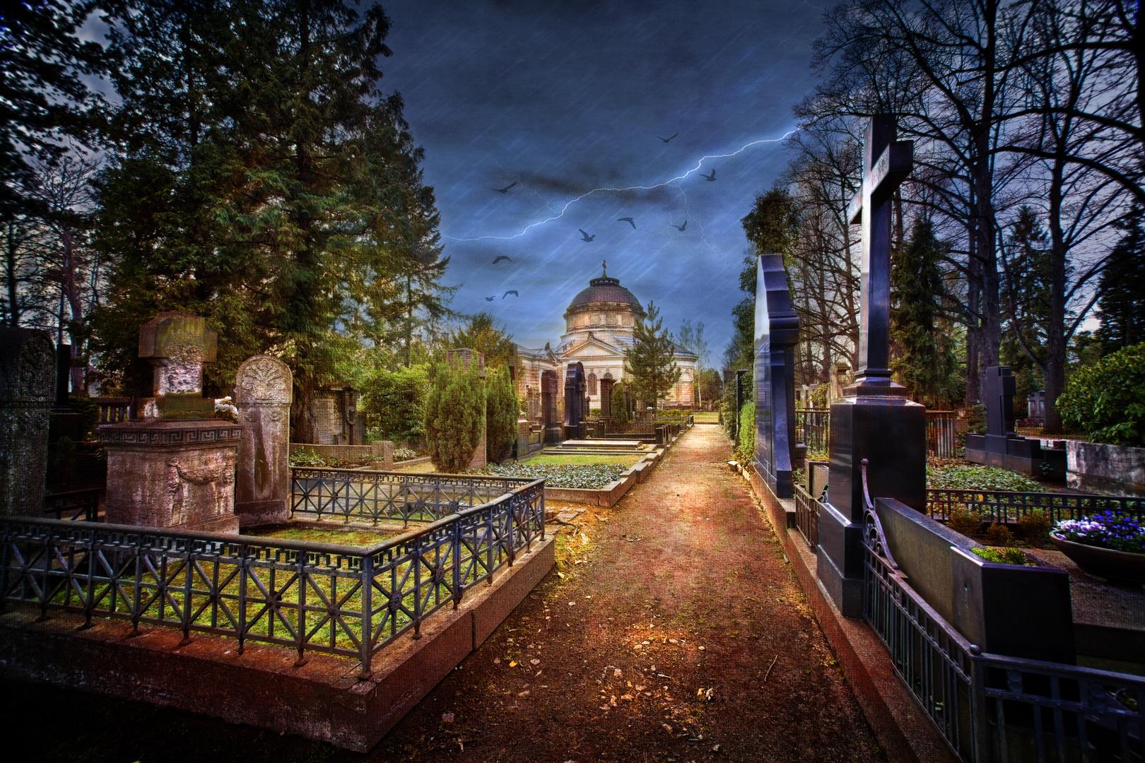 Johannesfriedhof Dresden