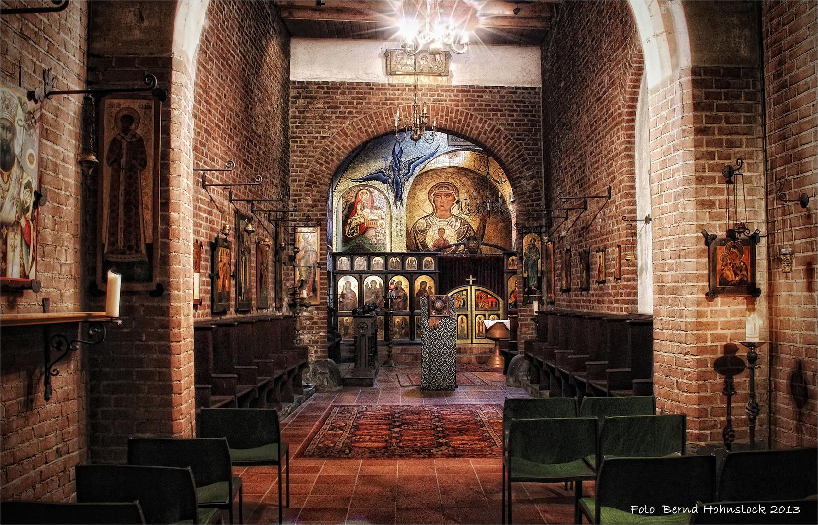 Johanneskapelle Kevelaer ...