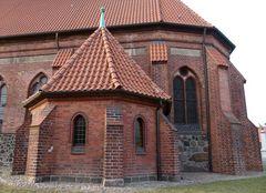 Johannis-Kirche in Dahlenburg bei Lüneburg