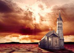 Johannis-Kirche in der Wüste-3