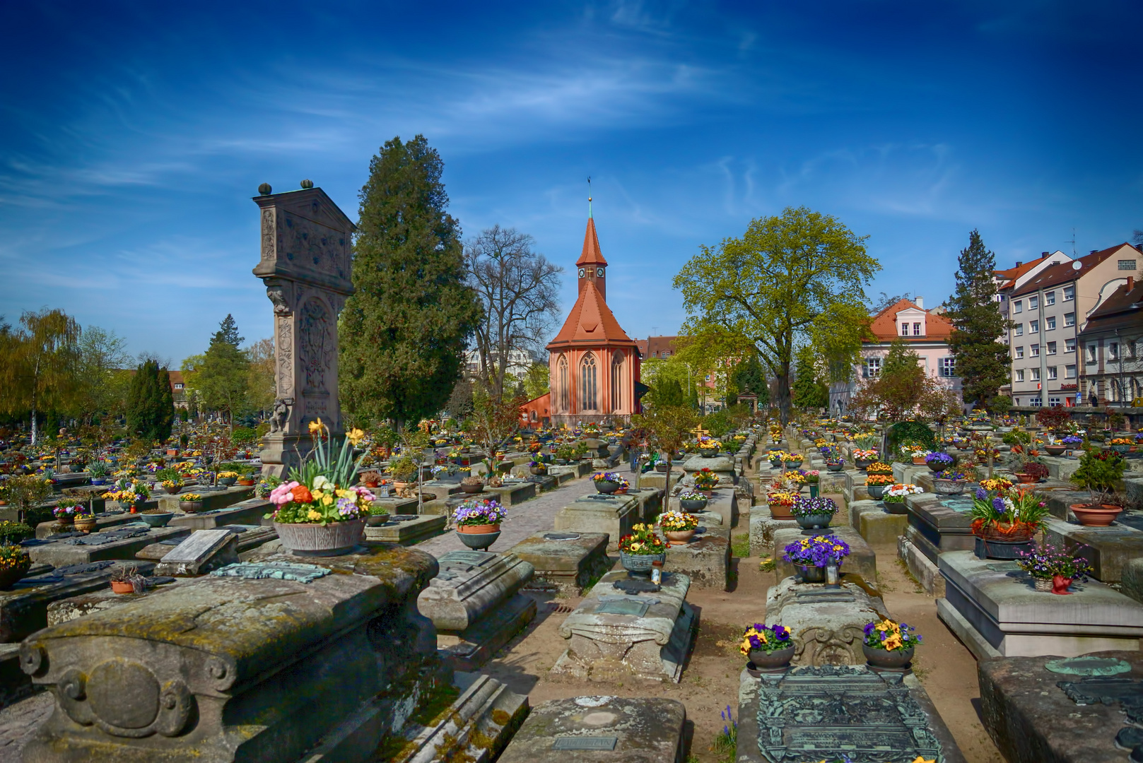 Johannisfriedhof Nürnberg