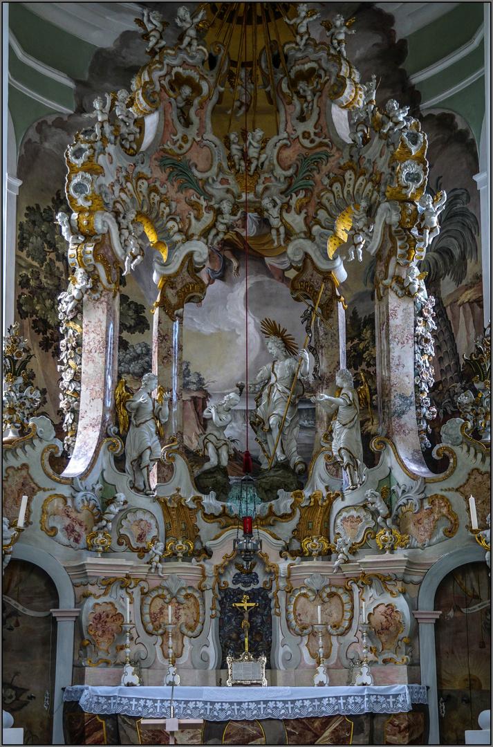 Johanniskirche Landsberg A Lech Oberbayern 1