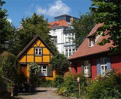 Johanniskloster in Stralsund