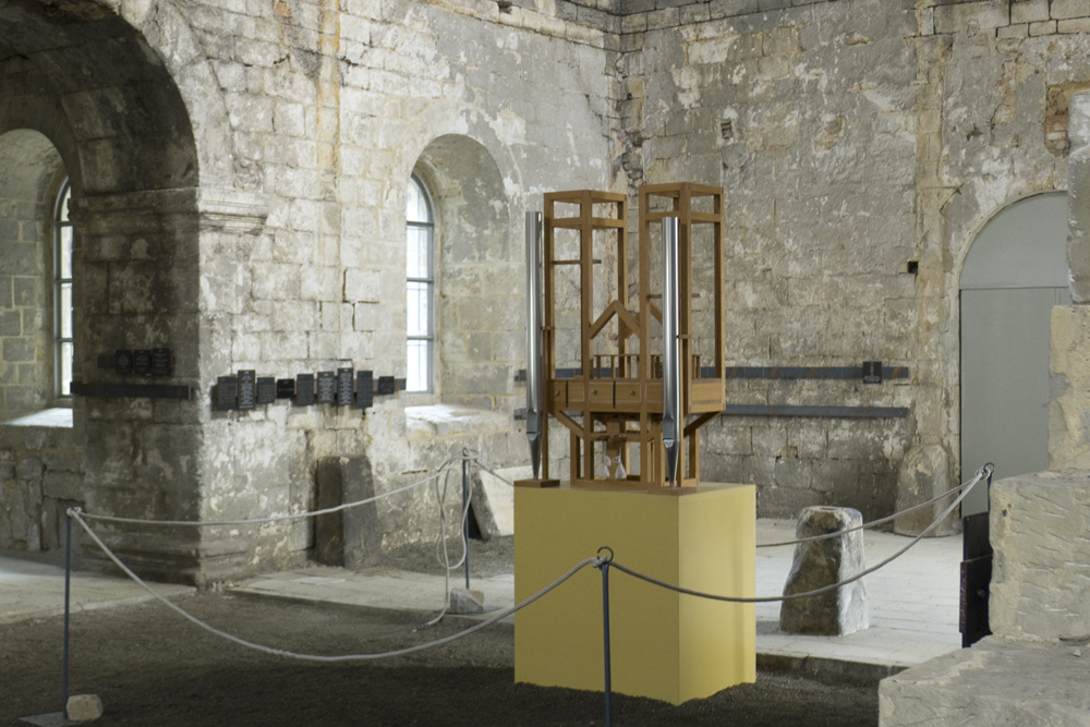 John Cage Orgelprojekt Halberstadt