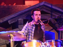 John Harrison Smith - drums