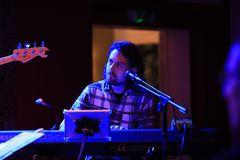 John 'JT' Thomas  -  keyboards