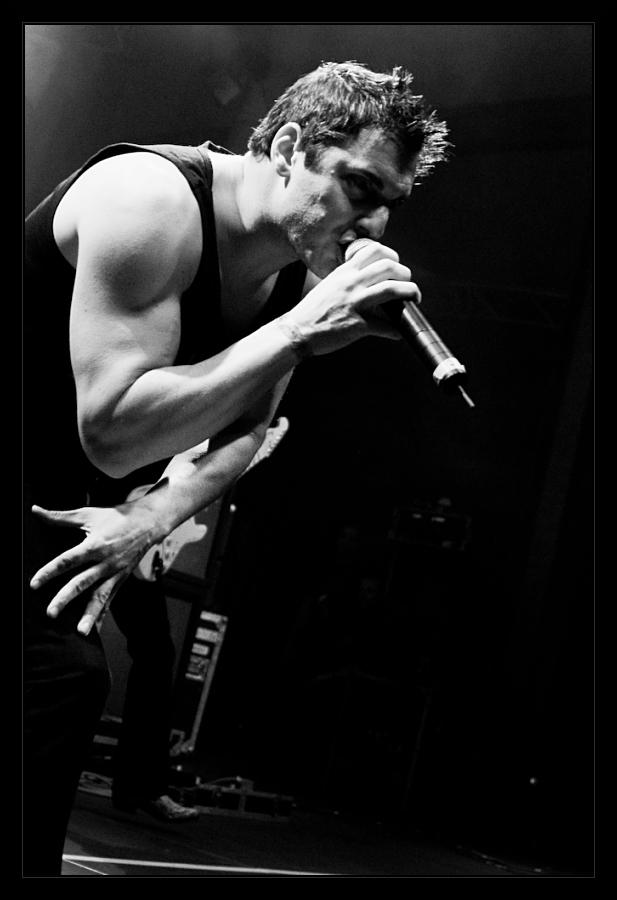 Johnny Gioeli (AXEL RUDI PELL) @Rock Hard Festival 2007