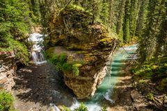 Johnston Canyon, Banff NP, CA