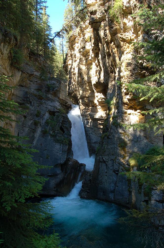Johnston Wasserfall