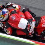 Jonas Folger Moto2 Barcelona 2014