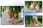 Jonathan - der Stolz seiner Eltern und Großeltern - August 2009...