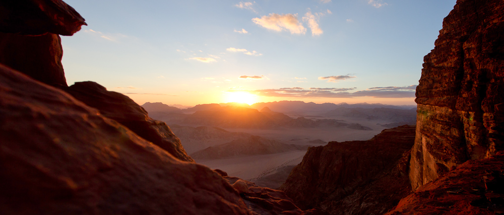 Jordanian Sunset
