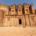 Jordanien - Petra, Ad Deir - Kloster