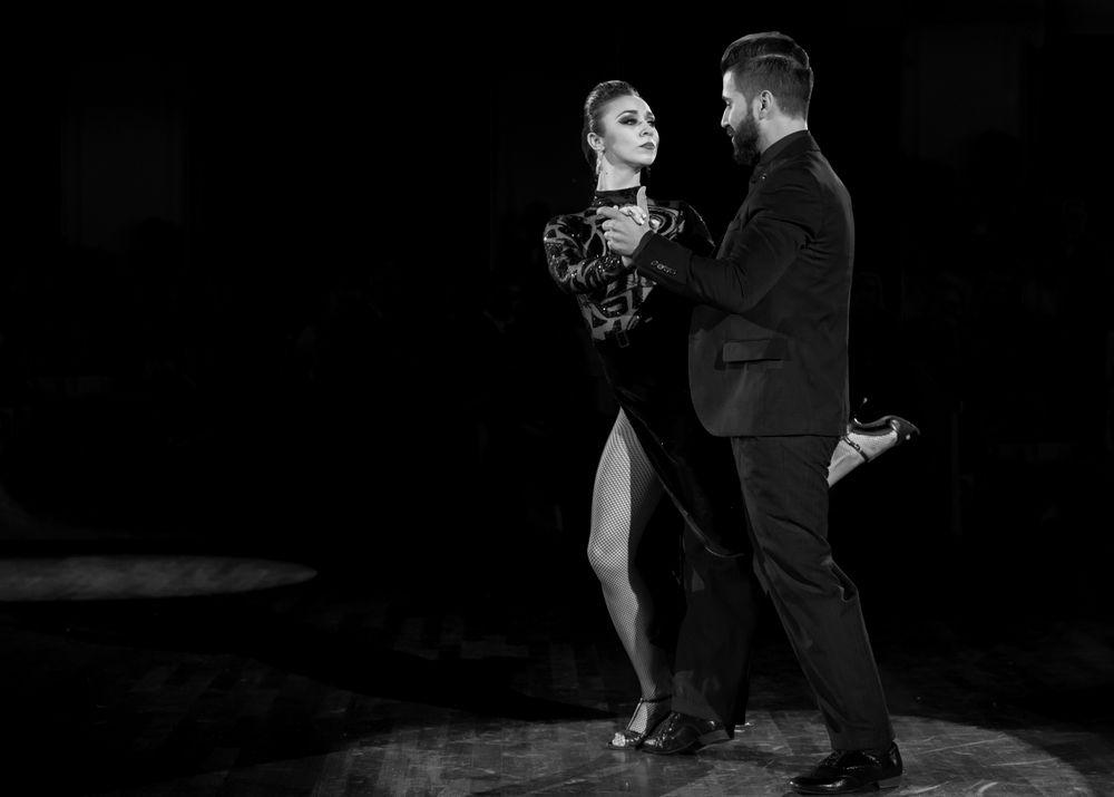 Jose Fernandez & Martina Waldmann beim Tango Argentino
